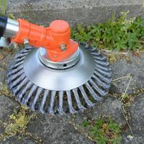 Escova de Aço Profissional para Roçadeira - Siga Tools