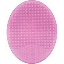 Escova de Banho Baby em Silicone Rosa - Buba -