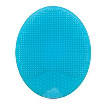Escova De Banho Em Silicone Azul - Buba (2492) -