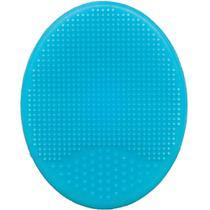 Escova de Banho em Silicone Azul - Buba Baby - Bubababy