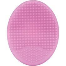 Escova de Banho em Silicone Rosa - Buba Baby (2493) -