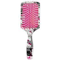 Escova de Cabelo Ricca Raquete Hello Kitty Comics -