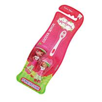 Escova De Dente Infantil Extra Macia Dental Moranguinho - Frescor