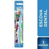 Escova de Dente Oral-B Mickey Macia -