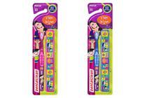 Escova de Dentes Infantil Luna Escolar Dental Clean - Higimaster Distribuidora De Produtos De Higie