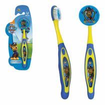 Escova de dentes Infantil Patrulha Canina - Chase - Frescor