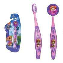 Escova de dentes Infantil Patrulha Canina - Skye - Frescor