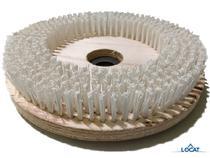 Escova de Nylon para Enceradeira 350mm C/ Flange - Sales