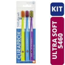 Escova Dental Curaprox 5460 - Trio Pack -