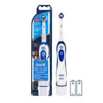 Escova Dental Elétrica Oral-B Pro-Saúde Power + 2 Pilhas Duracell - Oral B