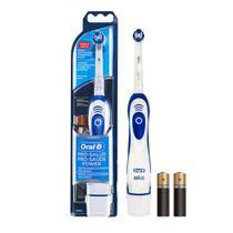 Escova Dental Elétrica Oral-B Pro-Saúde Power + 2 Pilhas - Oral B