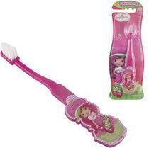 Escova dental Infantil Cerdas Macias  Moranguinho Shape - Frescor