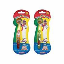 Escova Dental Infantil Com Capa Patatá 12 unidades - Frescor -