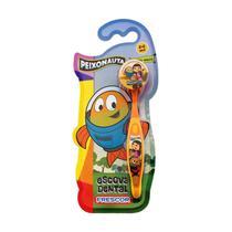Escova Dental Infantil Com Capa Peixonauta 12 unidades - Frescor -