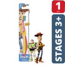 Escova Dental Infantil OralB Stages 3+ Toy Story -