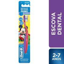 Escova Dental Oral-B Infantil Oral-B Stages 2 - 2 A 4 anos - Oral b