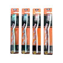 Escova Dental Tri Dente Ed75 Protetor E Limpador De Língua - Pop Dente