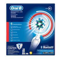 Escova Elétrica Oral-B Professional Care 5000 D34 220V - Oral b