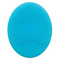 Escova para Banho - Silicone - Azul - Buba -