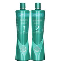 Escova Progressiva Aloe Vera Reduct Line Evolution 2x1000ml