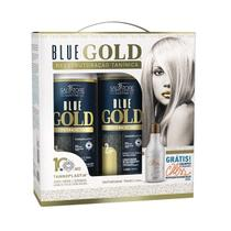 Escova Progressiva Blue Gold Salvatore 2x1000ml