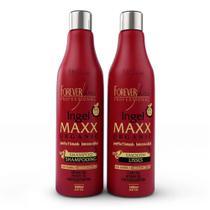 Escova Progressiva Ingel Maxx Zero Forever Liss -