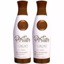 Escova Progressiva Portier Cacao Thermo Smoothing
