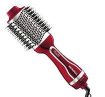 Escova Secadora 3 em 1 Seca Escova e Modela 110v Mondial - Vermelha -