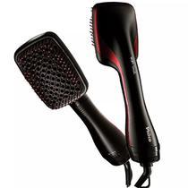 Escova Secadora Alisadora Soft Brush Philco Premium -