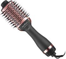Escova secadora britania bes20rg soft 1100w bivolt preto/rosa -