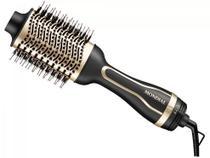 Escova secadora cabelos 1200w 220v mondial black gold argan -