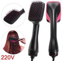 Escova Secadora Hairstar One Step KLD 801 Profissional Seca Alisa E Modela 220V -