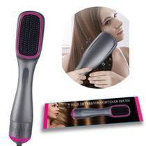 Escova Secadora Profissional Seca Alisa E Modela Cabelo - Super Hair