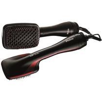 Escova soft brush  secadora alisadora modeladora philco premium 1200w  de potencia 110v -