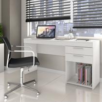 Escrivaninha 2 Gavetas Notável Office Branco -