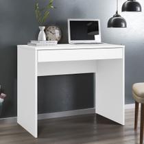 Escrivaninha Com 1 Gaveta Facility Branco - Demobile
