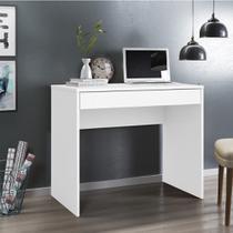 Escrivaninha facility 1 gaveta branca - demobile -