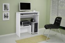 Escrivaninha Iris Mesa de Notebook Trabalho Escritório Sala - Jcm