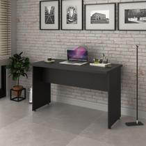 Escrivaninha Mesa De Escritório 1,20m Tampo 30mm Work30 - Compace