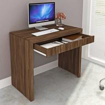 Escrivaninha Mesa para Notebook 90cm 1 Gaveta ME4107 Tecno Móbili -