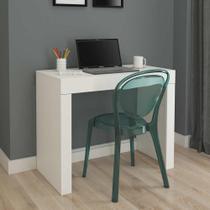 Escrivaninha Mesa para Notebook com 1 Gaveta Cleo Branco - Permobili -