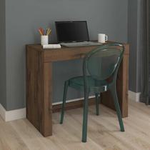 Escrivaninha Mesa para Notebook com 1 Gaveta Cleo Cafe - Permobili -