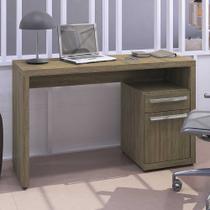 Escrivaninha para notebook s970 nogal - kappesberg - Kappesberg crome