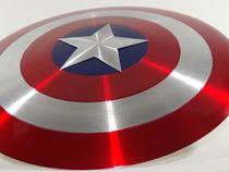 Escudo do Capitão América 60cm - 0Geek