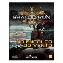 Escudo do Mestre Shadowrun - No Encanto do Vento - New Order -