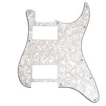 Escudo guitarra stratocaster hh madre perola es11027 spirit -