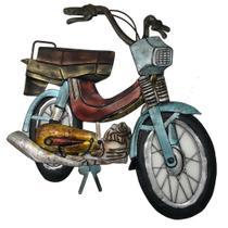 Escultura mobilete - +Az Design