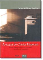 Escuta de Clarice Lispector, À: Entre o Biográfico e Literário Uma Ficção Possível - Limiar