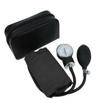 Esfigmomanômetro Aparelho de Pressão Adulto 18 a 35cm Premium Grafite -