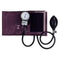 Esfigmomanometro Aparelho de Pressão Arterial PAMED Vinho -